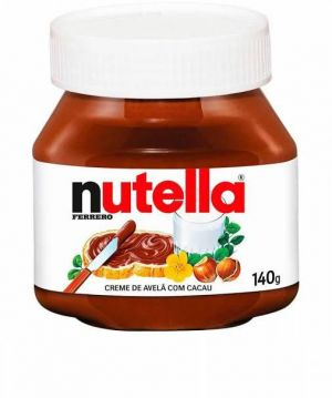 Creme de Avelã Nutella Ferrero 140gr