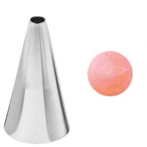 Bico 7 Perlê Inox Wilton