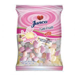 Bala Aniversário Tutti Frutti Junco 700gr