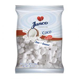 Bala Aniversário Coco Junco 700gr