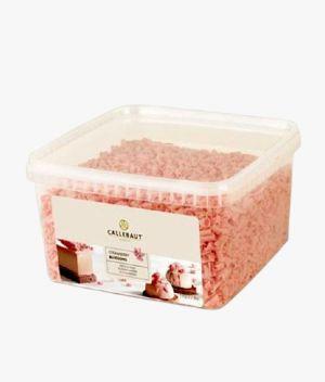 Cobertura Morango Blossoms Callebaut