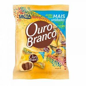 Chocolate Bombom Ouro Branco 1kg