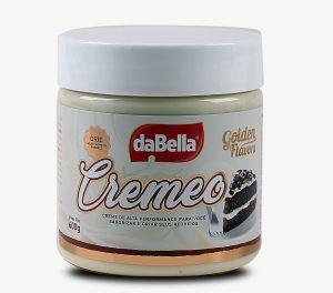 Creme Branco Cremeo Golden Flavors Dabella 600gr