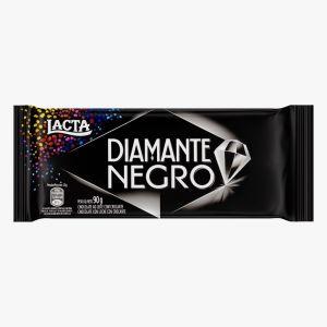 Chocolate Diamante Negro Lacta 90gr