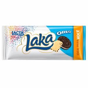 Chocolate Laka Oreo Lacta 90gr