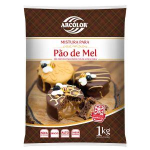 MISTURA PARA PAO DE MEL ARCOLOR 1KG