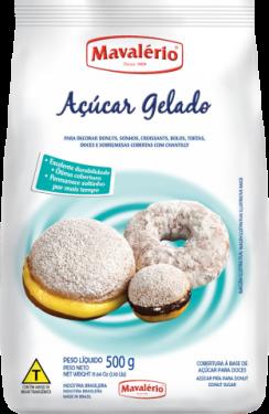 Açúcar Gelado Mavalério 500gr