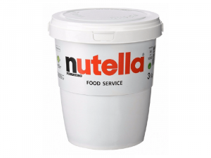Creme de Avelã Nutella Ferrero 3kg
