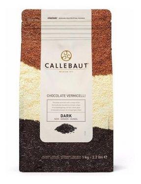 Chocolate Vermicelli Meio Amargo Callebaut